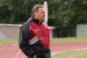 Trainer Frank Kuhn