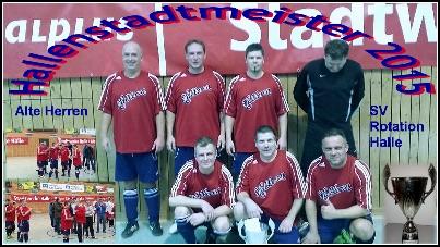 Hallenstadtmeisterschaft 2015