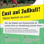 Frauen Flyer